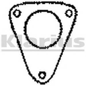 KLARIUS 410468 Прокладка глушителя