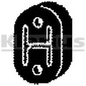 KLARIUS 420066 Кронштейн глушителя