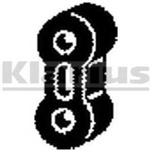 KLARIUS 420067 Кронштейн, глушитель