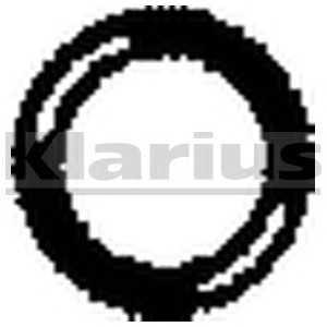 KLARIUS 420165 Резинка глушителя Trafic J8S/F8Q