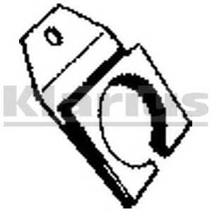 KLARIUS 430228 Кронштейн, глушитель