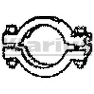 KLARIUS 430234 Клемма, система выпуска