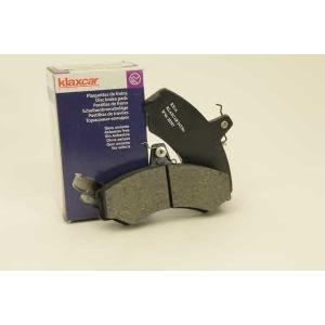 KLAXCAR FRANCE 24239z Комплект тормозных колодок, дисковый тормоз Фиат Таленто