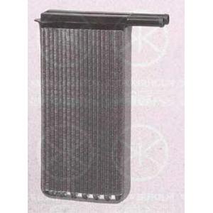 KLOKKERHOLM 2530306154 Радиатор печки