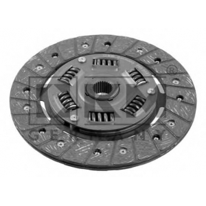 KM GERMANY 0690487 Clutch plate