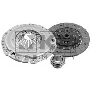 KM GERMANY 0691101 Комплект сцепления
