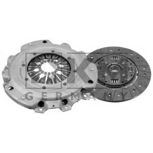 KM GERMANY 069 1374 Комплект сцепления \HPC\ без выжимного