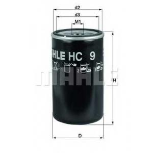 KNECHT HC9 Фільтр гідравлічний КПП