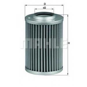 KNECHT HX40 Фільтр гідравлічний КПП
