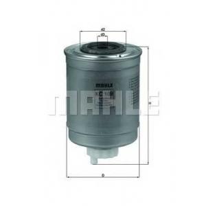 Топливный фильтр kc109 mahle - FORD TRANSIT автобус (E_ _) автобус 2.5 DI (EBL, ECL, EDS, EDL)