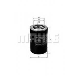 Топливный фильтр kc171 mahle - IVECO EuroTech MP  190 E 39, 190 E 39 /P, 190 E39 /FP