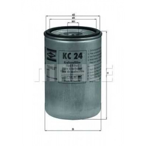 ��������� ������ kc24 mahle - GAZ GAZELLE ������� ������� 2.4 D