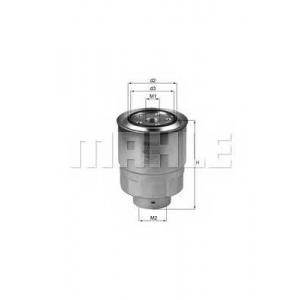 KNECHT KC256D Фільтр палива