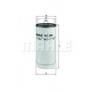 KNECHT KC296D Фільтр палива