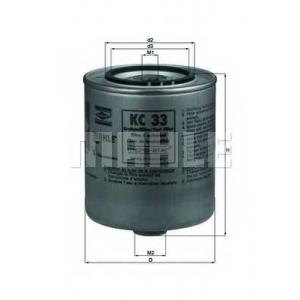 Топливный фильтр kc33 mahle - BMW 3 (E30) седан 324 d