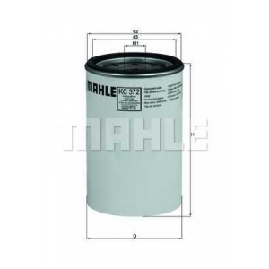 KNECHT KC372D Топливный фильтр