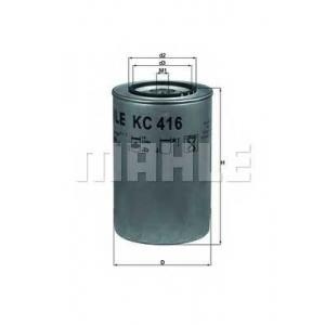 KNECHT KC416 Фільтр палива