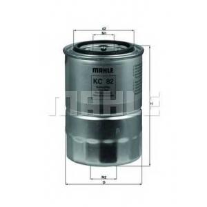 KNECHT KC82 Фільтр палива
