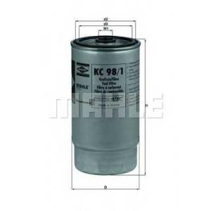 KNECHT KC98/1 Топливный фильтр