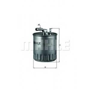 ��������� ������ kl1002 mahle - MERCEDES-BENZ V-CLASS (638/2) ��� V 200 CDI (638.294)