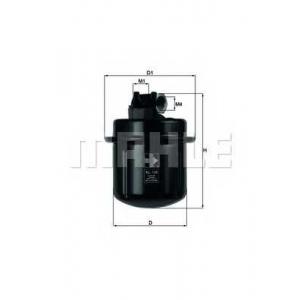 Топливный фильтр kl109 mahle - HONDA PRELUDE IV (BB) купе 2.0 i 16V (BB3)