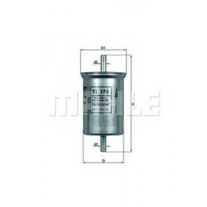 KNECHT KL146 Фільтр палива