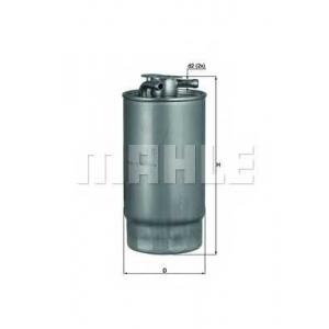 Топливный фильтр kl1601 mahle - BMW 5 (E39) седан 530 d