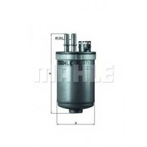 Топливный фильтр kl173 mahle - FORD FOCUS (DAW, DBW) Наклонная задняя часть 1.8 Turbo DI / TDDi