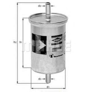 Топливный фильтр kl2 mahle - VW POLO (86C, 80) Наклонная задняя часть 1.3 KAT