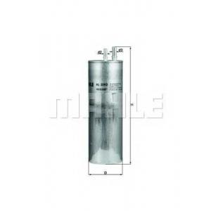 KNECHT KL 229/2 Фильтр топлива