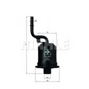 Топливный фильтр kl246 mahle - TOYOTA AVENSIS Liftback (_T22_) Наклонная задняя часть 1.6 VVT-i