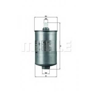 KNECHT KL29 Фільтр палива
