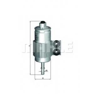 KNECHT KL510 Фільтр палива
