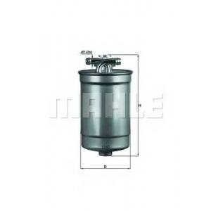 PP 839/10 Фільтр палива FILTRON (шт.) kl554d mahle -