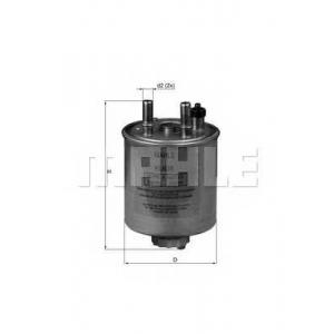 Топливный фильтр kl638 mahle - RENAULT LAGUNA III (BT0/1) Наклонная задняя часть 1.5 dCi (BT00, BT0A, BT0T, BT1J)