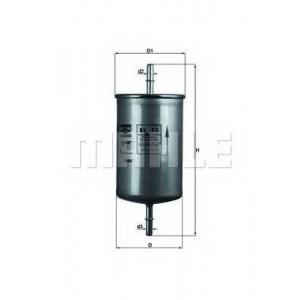 Топливный фильтр kl71 mahle - VOLVO 940 II (944) седан 2.3 Turbo