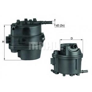 KNECHT KL777D Фільтр палива
