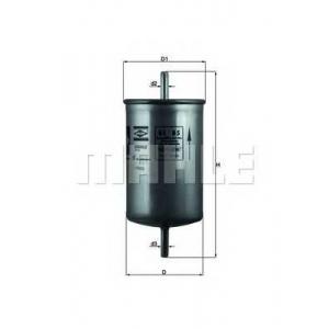 KNECHT KL85 Топливный фильтр