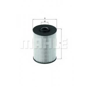 KNECHT KX211D Фільтр палива