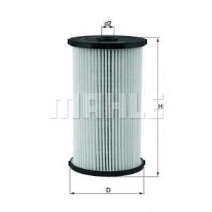 Топливный фильтр kx220d mahle - SEAT LEON (1P1) Наклонная задняя часть 1.6 TDI