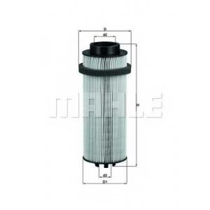 KNECHT KX261D Фільтр палива