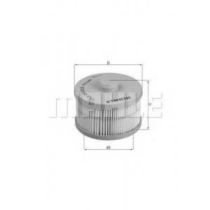 KNECHT KX266D Фільтр палива