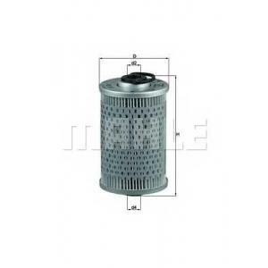 KNECHT KX35 Топливный фильтр