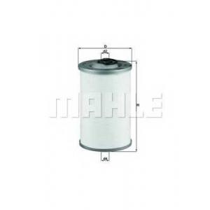 Топливный фильтр kx44d mahle - MAN R  R 292, FR 292, FRH 292