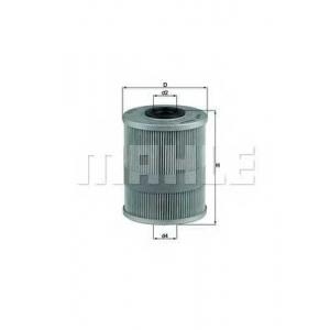 Топливный фильтр kx78d mahle - OPEL VECTRA B (36_) седан 2.0 DI 16V