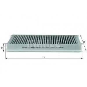 KNECHT LAK32/1 Фильтр, воздух во внутренном пространстве