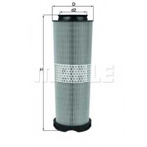 KNECHT LX10201 Фільтр повітря