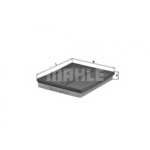 Воздушный фильтр lx103 mahle - OPEL KADETT E Наклонная задняя часть (33_, 34_, 43_, 44_) Наклонная задняя часть 1.8 E
