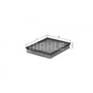 Воздушный фильтр lx119 mahle - FORD SIERRA (GBG, GB4) седан 1.8 TD