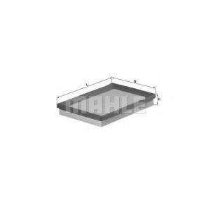 Воздушный фильтр lx1259 mahle - TOYOTA COROLLA Wagon (__E11_) универсал 1.4 (EE111_)